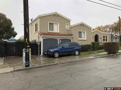 Oakland Single Family Home For Sale: 2944 56th Ave