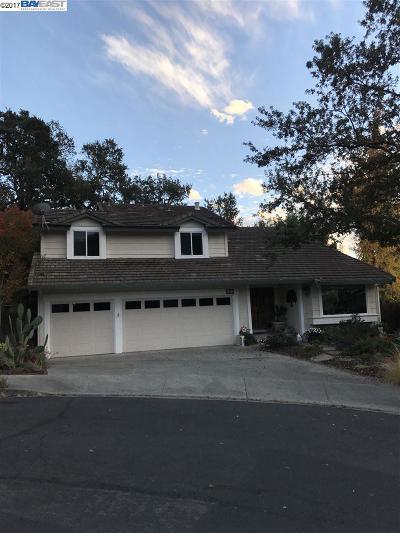 Walnut Creek Single Family Home New: 2453 Providence Ct