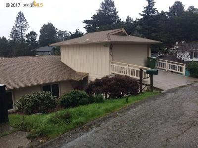 Oakland Single Family Home For Sale: 6488 Melville Ln