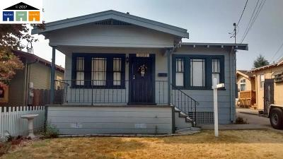 Oakland Single Family Home New: 3141 64th Ave