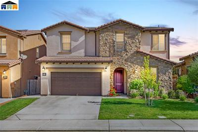 Manteca Single Family Home New: 3955 Aplicella Ct