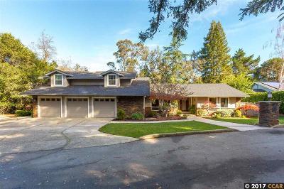 Alamo Single Family Home For Sale: 2165 Nelda Way
