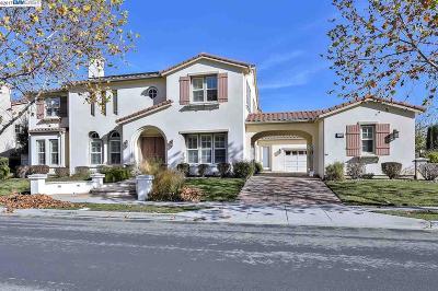 Pleasanton Single Family Home Price Change: 1723 Laguna Creek Ln