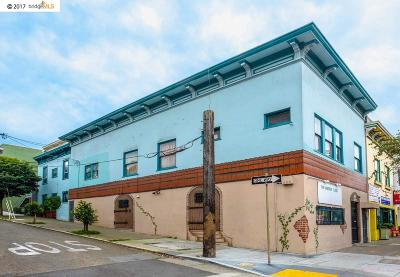 San Francisco Multi Family Home For Sale: 3177 Mission St.