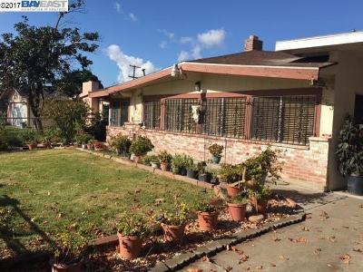 Stockton Single Family Home For Sale: 663 Chicago Av