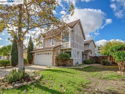 Livermore Single Family Home Pending Show For Backups: 786 Hattan Dr