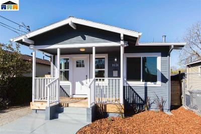 Oakland Single Family Home For Sale: 1031 87th Ave
