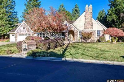 Danville CA Single Family Home For Sale: $2,259,000