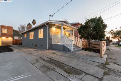 Oakland Single Family Home For Sale: 1532 57th Ave