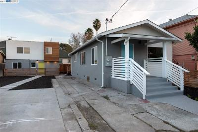 Oakland Multi Family Home For Sale: 1532 57th Ave