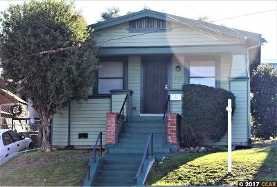 Oakland Single Family Home For Sale: 2408 38th Ave