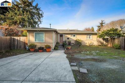 El Sobrante Single Family Home Contingent: 3717 Ramsey Court