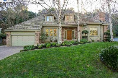 Pleasanton Single Family Home For Sale: 12 Deer Oaks Dr