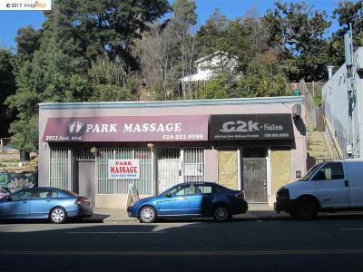 Oakland Commercial New: 2811 Park Blvd.