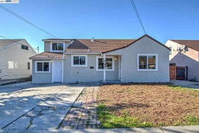 Hayward Single Family Home New: 21961 Victory Dr