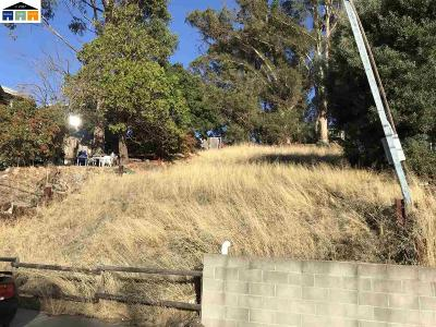 Pinole Residential Lots & Land New: 801 Pinole Valley Rd