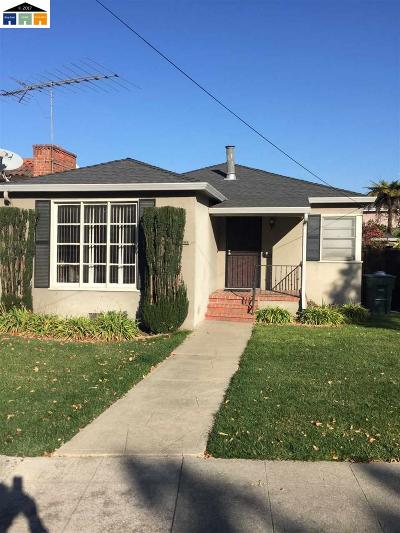 San Leandro Single Family Home New: 978 Glen
