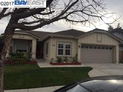Brentwood Single Family Home For Sale: 1368 Sunflower Ln