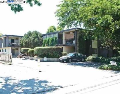 Dublin, Livermore, Pleasanton, Sunol, Alamo, San Ramon Rental For Rent: 568 Saint John St #8
