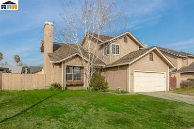 Lathrop Single Family Home Back On Market: 633 Sunflower Drive