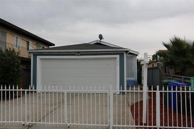 San Pablo Single Family Home For Sale: 1854 Powell St