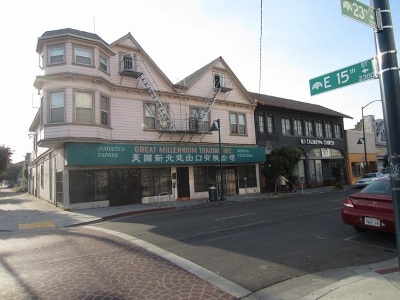 Oakland Multi Family Home For Sale: 1448 23rd Ave
