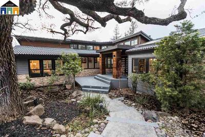Walnut Creek Single Family Home For Sale: 357 La Casa Via