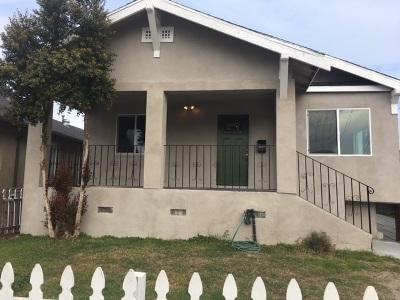Oakland Single Family Home For Sale: 5610 Edgerly