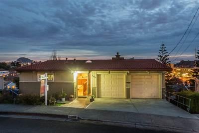 El Cerrito Single Family Home New: 6606 Hagen