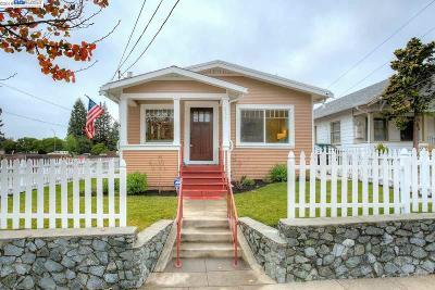 Oakland Single Family Home For Sale: 4177 Redding St