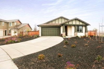Oakley Single Family Home Contingent: 58 Prescott Circle
