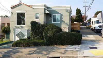 Maxwell Park Single Family Home For Sale: 2549 Monticello Ave