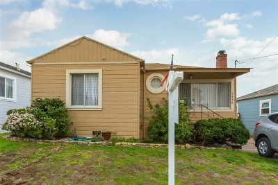 Richmond Single Family Home New: 5446 Sacramento Avenue