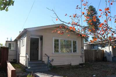San Leandro Single Family Home New: 855 Durant Ave