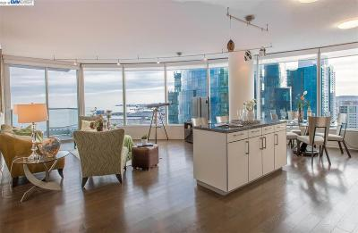 San Francisco Condo/Townhouse For Sale: 301 Main St #36F