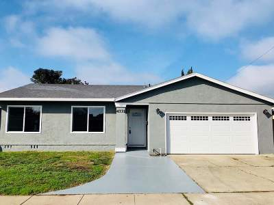 Fremont Single Family Home New: 4731 Pardee Ave