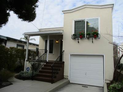 Berkeley Single Family Home For Sale: 1331 Carrison