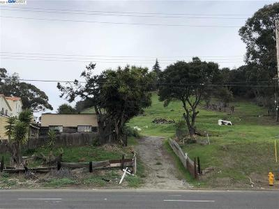 Hayward Residential Lots & Land For Sale: 26660 Hayward Blvd
