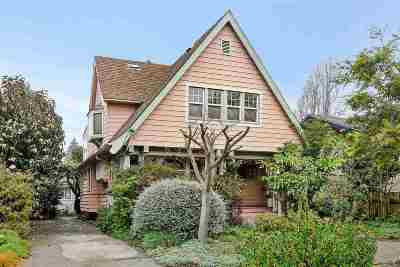 Berkeley Condo/Townhouse For Sale: 1711 Parker St #B