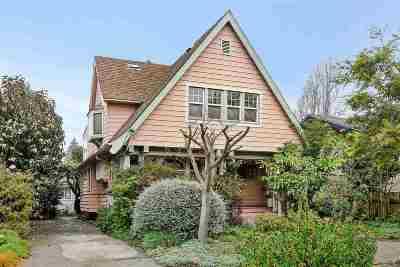 Berkeley Condo/Townhouse New: 1711 Parker St #B