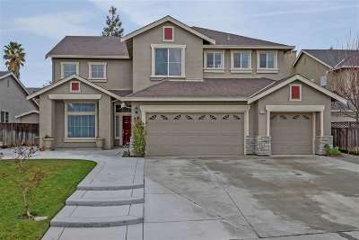 Tracy Single Family Home New: 2870 Pebblebrooke Ct