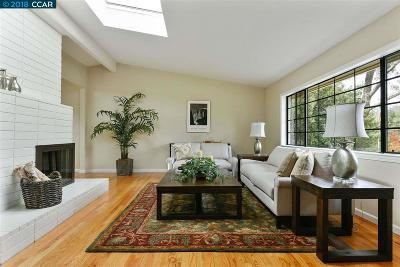 Orinda Single Family Home New: 9 Parklane Dr