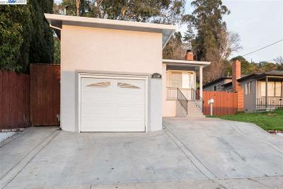 Single Family Home Pending Show For Backups: 25350 Del Mar Ave