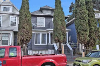 Oakland Single Family Home New: 638 28th Street