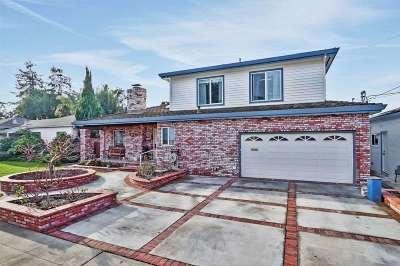Fremont Single Family Home New: 37449 Rockwood Dr