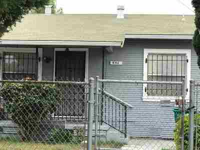 Oakland Single Family Home Contingent: 1163 62nd Ave