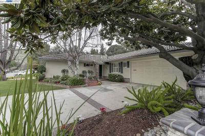 Fremont Single Family Home New: 290 Hillview Dr