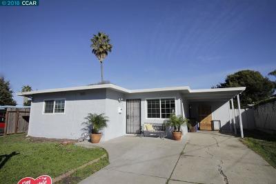 San Pablo Single Family Home Pending Show For Backups: 443 Montalvin Dr