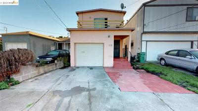 San Pablo Single Family Home For Sale: 2870 18th St