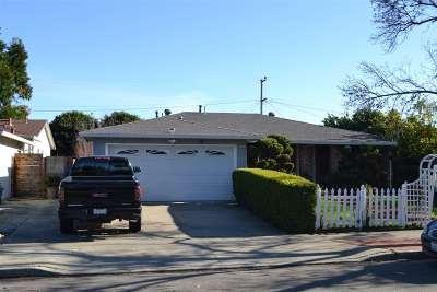 Fremont Single Family Home New: 4646 Stevenson Blvd